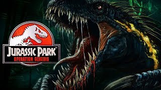 fallen world jurassic world mod apk - TH-Clip