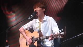 140817 Sungha Jung Singing John Mayer - Why Georgia