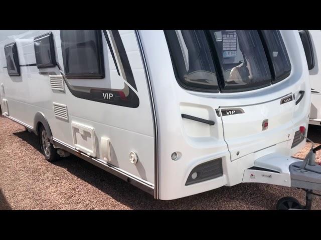2014 Coachman VIP 565/4