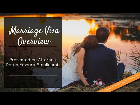 Marriage Visa Overview