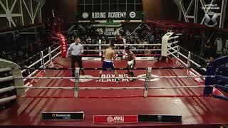 Батыр Ахмедов завоевал титул WBA Inter-Continental| Мир бокса