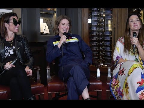 How country music supergroup, THE HIGHWOMEN are literally 'Redesigning Women'