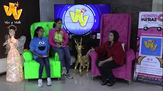 Las chicas V&V entrevistan a Lidia López