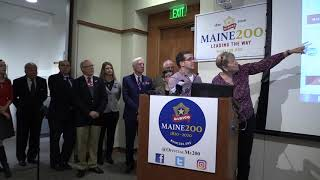 Maine200 Launch Event