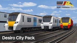 Train Simulator 2019: AI Class 700/717/707 Desiro City Pack