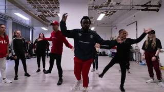 Why Are You Running? | Reis Fernando | Dj EddyBeatz | Afrodance