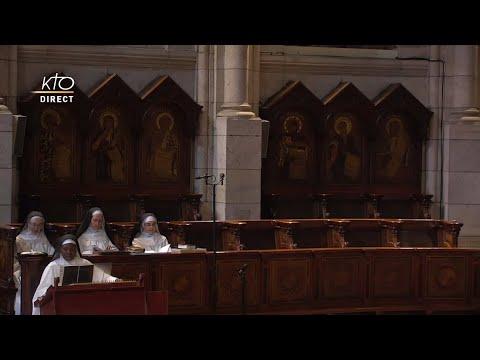 Prière du Milieu du jour du 8 septembre 2021 des Bénédictines du Sacré-Coeur de Montmartre