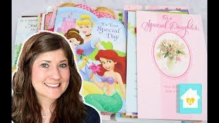 GREETING CARD DECLUTTER AND ORGANIZATION