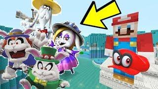 Minecraft Switch - Super Mario Series - BROODALS IN HIDING! [BOSS BATTLE]