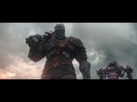 Thor 3 Ragnarok 2017 Latino   Escena de Pelea HD