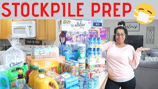 HOW TO PREPARE | EMERGENCY FOOD SUPPLY | PANDEMIC PREPPING SUPPLIES TO STOCKPILE | CRISSY MARIE