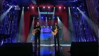 Tomáš Klus - První píseň (Český Slavík 2012)
