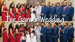 THE GARNER WEDDING ‼️ | Emotional | Black Love | Black Excellence