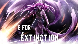 Nightcore   E For Extinction
