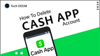 How To Delete Cash App Account in 49 seconds   2020   #Shorts