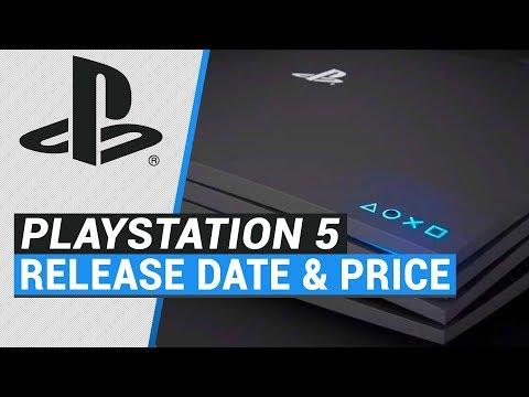 PlayStation 5 Release Date & $500 Price Confirmed!? - PS5 News