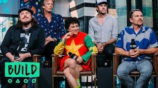 "Ethan Hawke, Alia Shawkat, Ben Dickey, Josh Hamilton & Charlie Sexton Chat About The Biopic ""Blaze"""