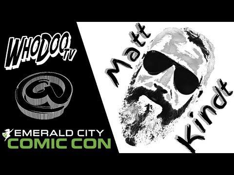 Vidéo de Matt Kindt