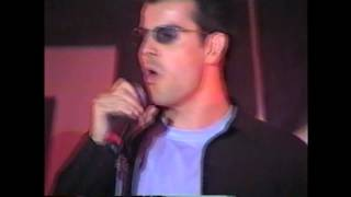 Jordan Knight - A different party - Showcase Buenos Aires Mayo 99