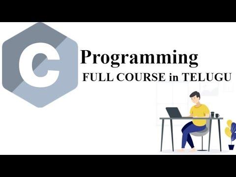 C Programming Full Course