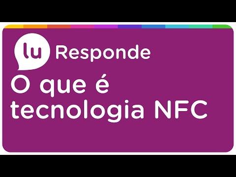 Como funciona o NFC - Lu Responde
