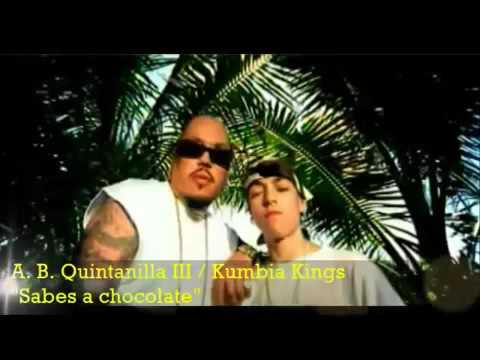 PeeWee Sabes a Chocolate Kumbia Kings