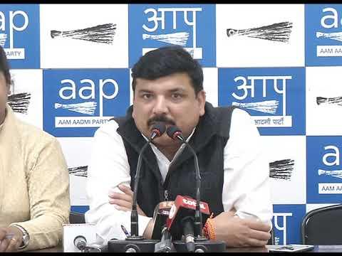 AAP विधायकों के ख़िलाफ़ भाजपा और पुलिस की साज़िश एक बार फिर बेनकाब