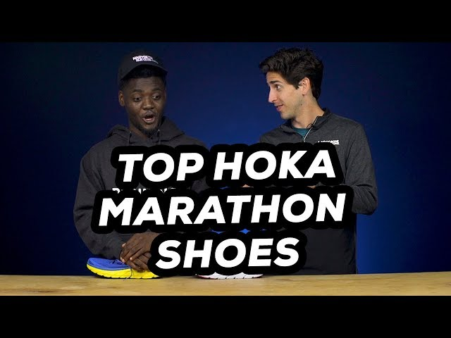 The Best HOKA Running Shoes for the Marathon