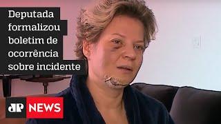 Joice Hasselmann diz não confiar na PF para investigar supostas agressões