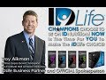 IDLife CEO, Logan Stout Interview with Troy Aikman ...