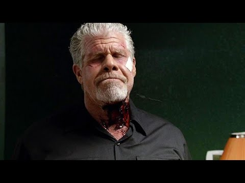 Sons of anarchy clay's death scene