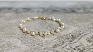 DIY Bracelet / Wire Wrap Jewelry Tutorial/ DIY Jewelry  / DIY Accessories