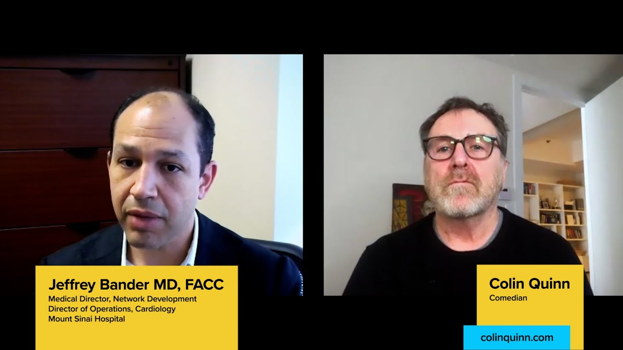 Dr. Quinn and Colin Bander Testimonial