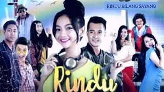 Merindu OST Rindu Bilang Sayang MNCTV (Lirik)