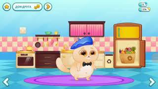 Buba - Мой вертикальный петомец   Мультики для детей   Мультфильмы Игры