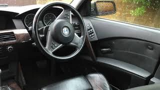 For Sale – BMW E61 V8 Tourting showreel