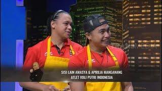Sisi Lain Amasya & Aprilia Manganang | HITAM PUTIH (12/09/18) 1-4