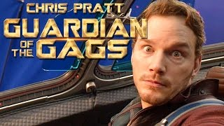 Chris Pratt is The Guardian of the Gags - Video Youtube