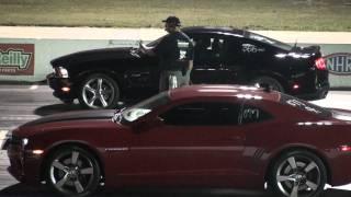 Chevrolet Camaro, 2010 Camaro SS vs 2011 Mustang GT 5.0