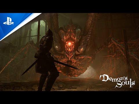 Gameplay #2 de Demon's Souls Remake