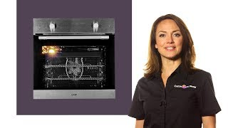 Logik LBFANX16 Electric Oven - Stainless Steel | Product Overview | Currys PC World