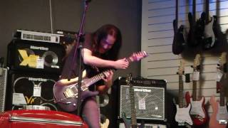 Through The Fire And Flames - Herman Li (Dragonforce) HD