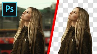 Photoshop: How To Cut Out An Image   Remove & Delete A Background