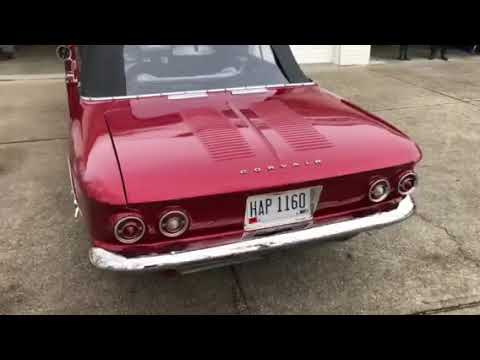 Video of '64 Corvair Monza - NEC4