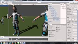 Unity Mecanim character to ragdoll and back - Most Popular
