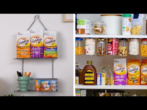 These Clever Hacks Are Perfect for the Pantry and Kitchen
