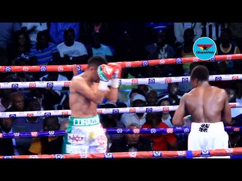Video: Isaac Dogboe knocks out Cesar Juarez