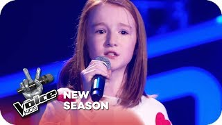Emeli Sandé   Clown (Alycia) | Blind Auditions | The Voice Kids 2018 | SAT.1