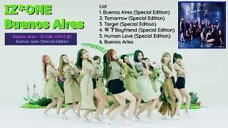 izone buenos aires album songs - TH-Clip