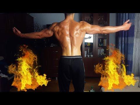 Pompują mięśnie klatki piersiowej ćwiczenia
